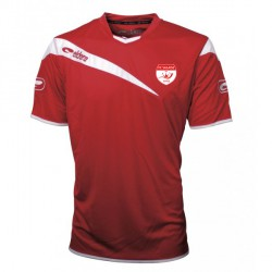 Maillot VICTOIRE MC Rouge/Blanc + Logo Club