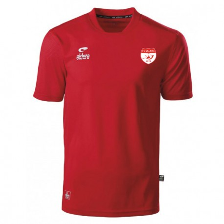 Maillot CHAMPION Rouge + Logo club